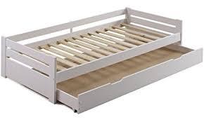 letto estraibile letto singolo 90x190 bianco con letto estraibile it