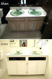 Bathroom Vanity Replacement Doors Replacing Bathroom Cabinet Doors Chaseblackwell Co