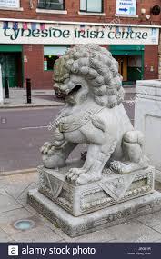 lion foo dog newcastle upon tyne uk guardian lion shi or foo dog