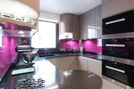 cuisine fermee cuisine fermée optimisée en aménagement contemporain