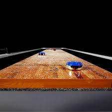 barrington 9 solid wood shuffleboard table md sports 9 ft arcade shuffleboard table md sports your best