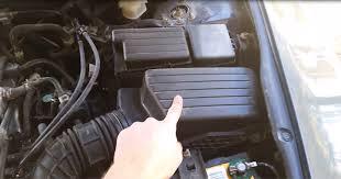honda accord cabin air filter replacement engine air filter replacement 2003 2007 honda accord