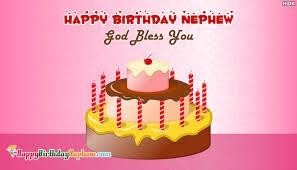 wishing you a happy birthday nephew happybirthdaynephew