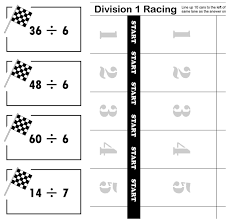 printable numeracy games year 1 relentlessly fun deceptively educational division 1 racing