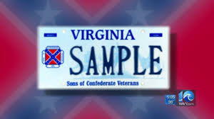 Confederate Flag In Virginia Andy Fox On Confederate Flag Plates In Virginia Youtube