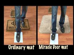 Soggy Doggy Doormat Canada Miracle Door Mat Loop Youtube