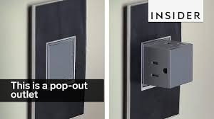 Lew Electric Pop Up Outlet by You Can Plug Three Cords Into This Pop Up Outlet Youtube