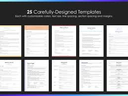 best margins for resume the best ipad apps for resumes apppicker