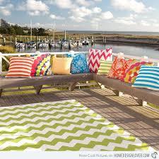 Outdoor Indoor Rugs 18 Decorative Outdoor Area Rugs Home Design Lover