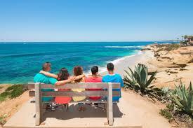 San Diego Beaches Map by Day Trips From San Diego To La Jolla San Diego Beach Tours