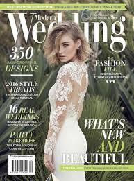 wedding magazines modern wedding magazine vol 70 modern wedding magazines