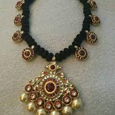 boutique designer jewellery black or nallapusalu boutiquedesignerjewellery