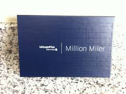 United Airline Luggage United Airlines Million Miler Credentials A Look Inside