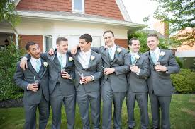 wedding party attire grey suit wedding party my dress tip
