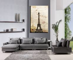 Eiffel Tower Home Decor 1 Piece Sell Paris Eiffel Tower Picture Printed On Canvas Arts