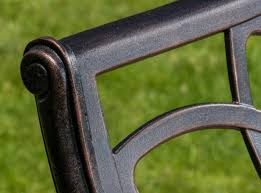 Cast Aluminum Furniture Manufacturers by Bench Phenomenal Nassau Cast Aluminum Garden Bench Delicate