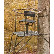 sniper swivel top ladder stand 637203 ladder tree stands at