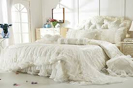 White Shabby Chic Bed by 20 Diy Shabby Chic Bedding Ideas Diy Formula