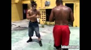 ray vs jose vs george brutal streetfight youtube