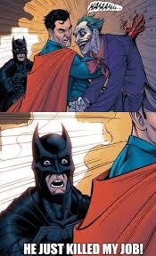 Batman Face Meme - how batman vs superman will end weknowmemes