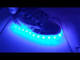 heelys light up shoes heelys premium light up shoes youtube
