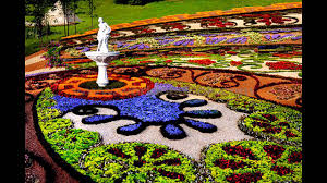 Landscape Flower Bed Ideas by Garden Ideas Flowers Landscape Gardening Pictures Gallery Youtube