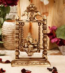 Living Room Jhula Brass Ganesha On Jhula Creative Gifts U0026 Diy Pinterest