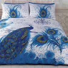 Silk Peacock Home Decor Bedroom Outstanding Peacock Bedding For Bedroom Decoration Ideas