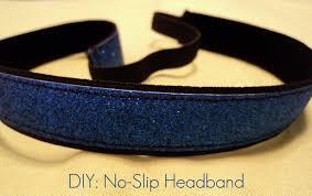 no slip headbands diy no slip headbands beauty still remains