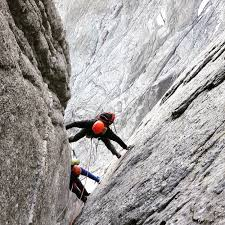 climbing higher summits