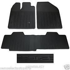 2011 ford mustang floor mats oem floor mats ebay