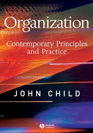 organization contemporary principles and practice amazon co uk