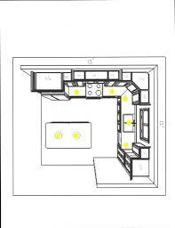 kitchen lighting design layout 25 best ideas about recessed