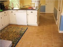 Cheap Kitchen Floor Ideas Kitchen Floor Tile Ideas With White Cabinets Handgunsband Designs