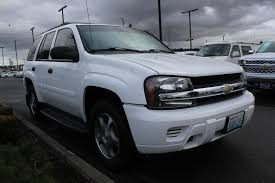 pre owned 2007 chevrolet trailblazer sport utility in auburn