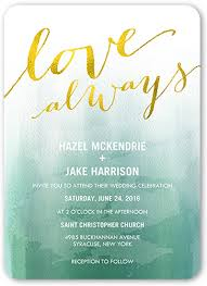 wedding invitations shutterfly forever in 5x7 wedding invitations shutterfly