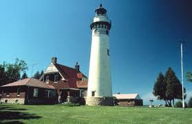 Light Houses Lighthouses Of The Upper Peninsula Up Travel