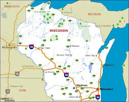 Wisconsin national parks images 29 innovative map of wisconsin state parks jpg