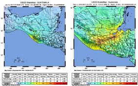 United States Earthquake Map by Deep M U003d6 9 Earthquake In Guatemala Possibly Preceded By Foreshock