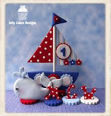 sailboat cake topper boy s sailboat cake topper set sailboat cake cake and clay