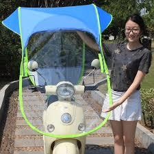 Awning Umbrella Usd 46 22 Electric Car Sunshade Umbrella Motorcycle Bicycle