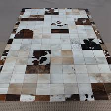Cowhide Leather Rug Popular Leather Rugs Buy Cheap Leather Rugs Lots From China