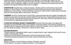 Law Enforcement Job Description Resume by Military Police Resume Inspiredshares Com