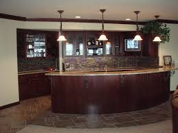 Home Bar Cabinet Ideas Wet Bar Ideas For Basement Home Bar Traditional With Dark Wood
