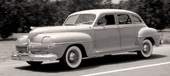 hid lights for classic cars desoto sedan custom convertible 1942 the first mass produced car