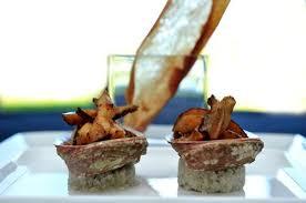 cuisiner des ormeaux le télégramme recettes plat ormeau du trégor mousseline de