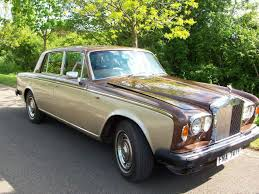 roll royce brown 1978 rolls royce silver shadow mkii for sale