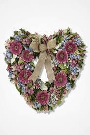 heart wreath sweet home heart wreath coldwater creek