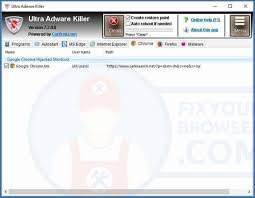 safesearch net browser hijacker installer sle 2 ultra adware killer remove adware malware and viruses
