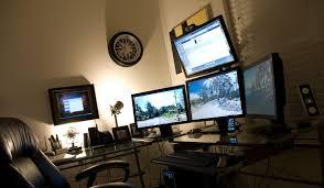 gaming office setup mashup 20 of the coolest home office workstation setups compiled
